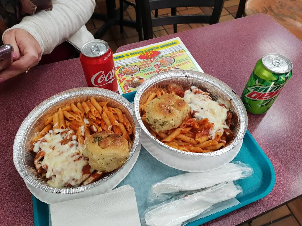 Pizza & Pita Halal Food | meal takeaway | 344 E 34th St, New York, NY 10009, USA | 2126796161 OR +1 212-679-6161