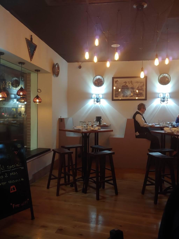 Blue Fez   restaurant   118 Washington St, Salem, MA 01970, USA   9787442700 OR +1 978-744-2700