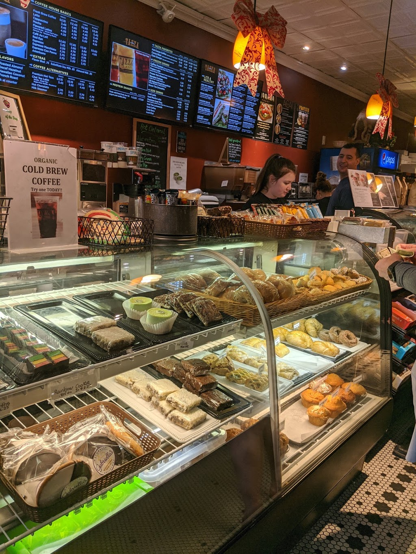 Tazza Cafe | cafe | 408 Main St, Ridgefield, CT 06877, USA | 2034033332 OR +1 203-403-3332