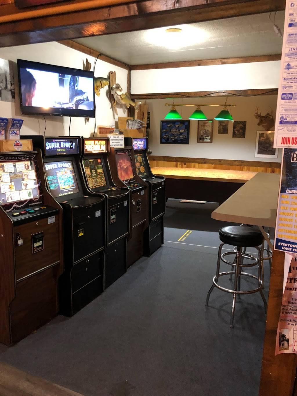 GET HOOKED   restaurant   3697 N Clark St, Radisson, WI 54867, USA   7159452691 OR +1 715-945-2691