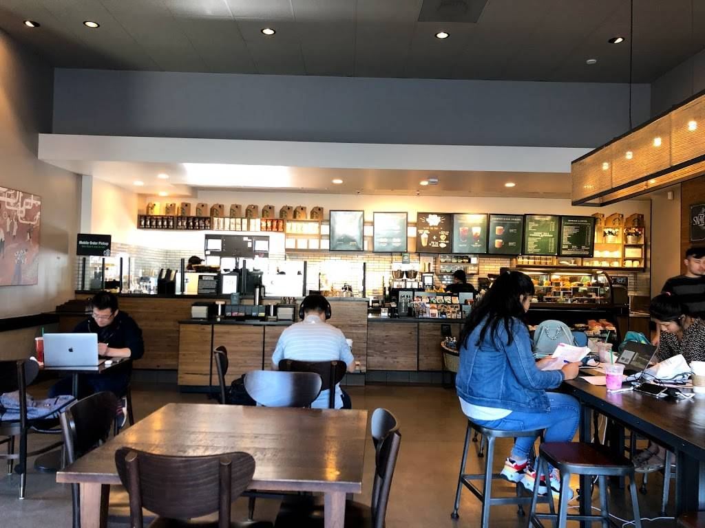 Starbucks | cafe | 1240 W Foothill Blvd A, Azusa, CA 91702, USA | 6262243941 OR +1 626-224-3941