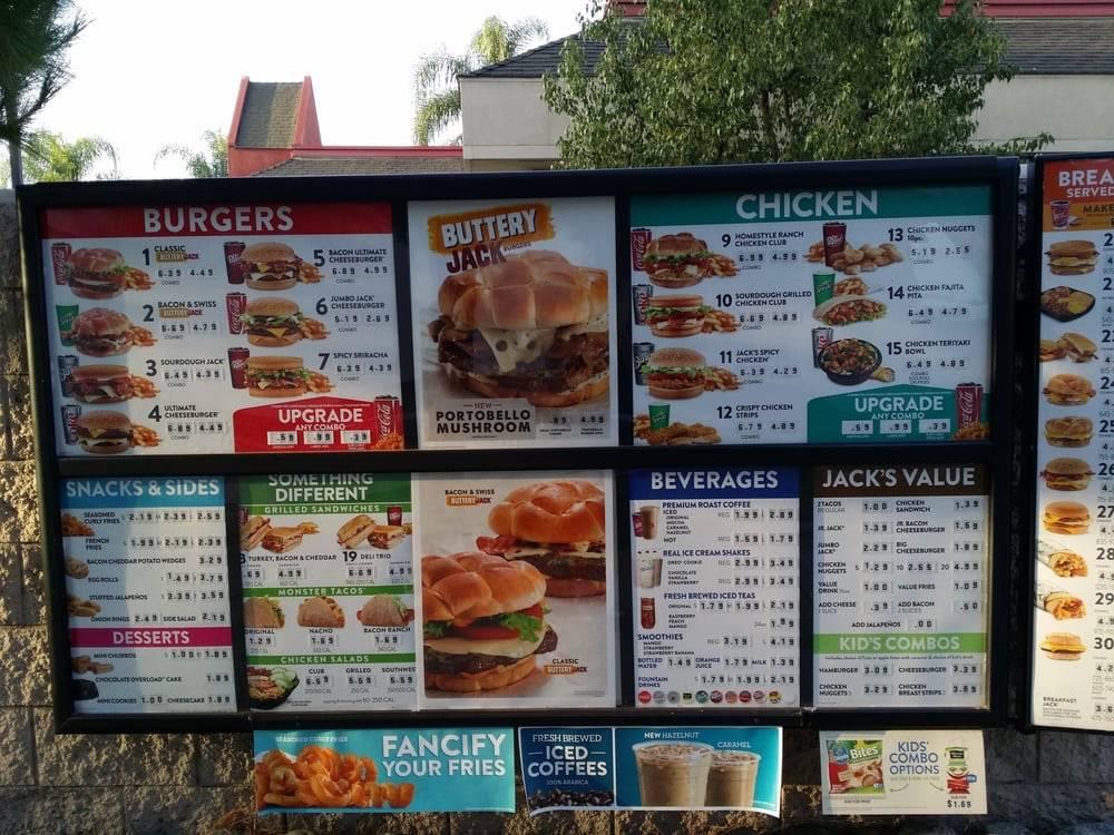 Jack in the Box | restaurant | 1010 N Harbor Blvd, Fullerton, CA 92832, USA | 7145260235 OR +1 714-526-0235