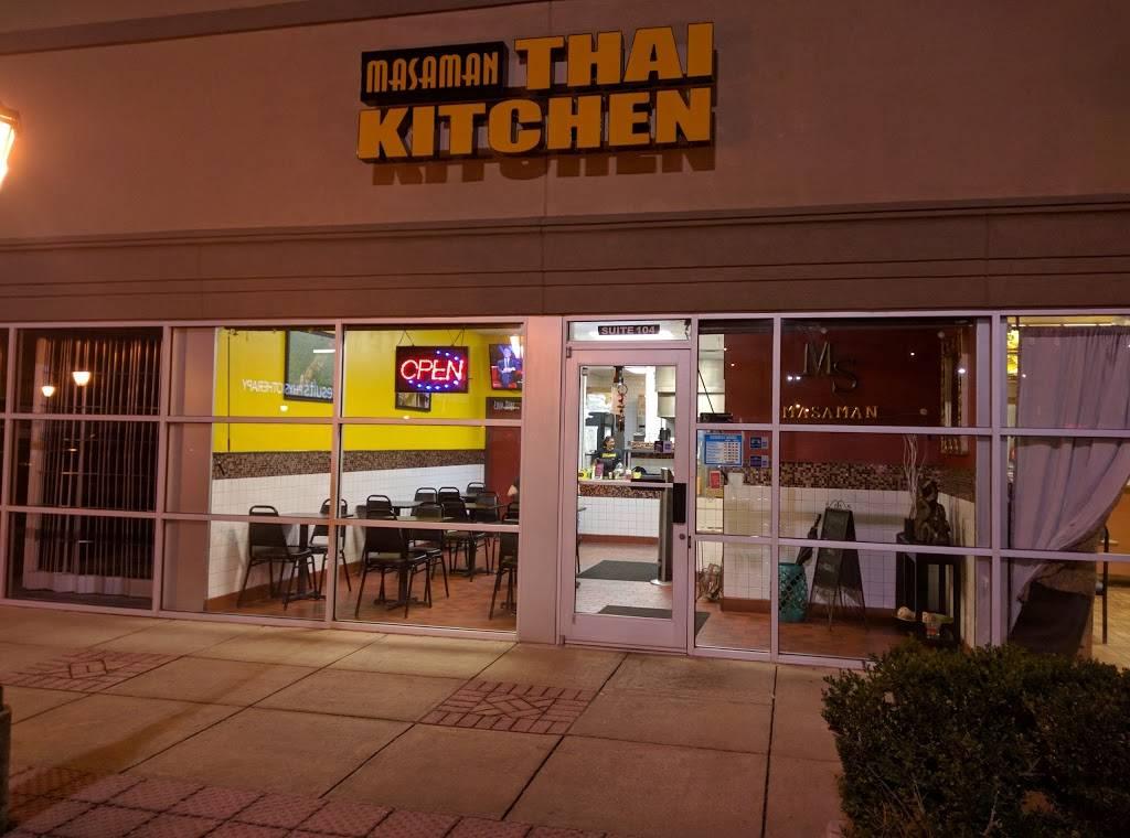 Masaman Thai Kitchen Restaurant 790 Montgomery Hwy 104 Birmingham Al 35216 Usa