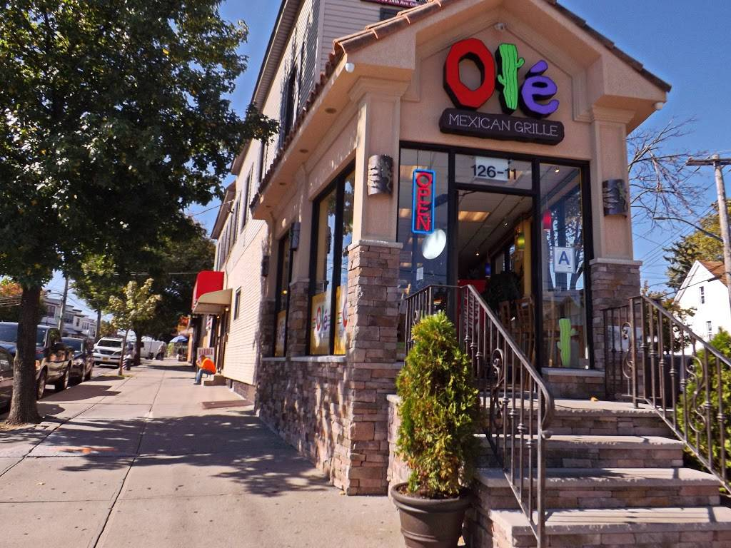 Ole Mexican Grille | restaurant | 126-11 15th Ave, College Point, NY 11356, USA | 7183530457 OR +1 718-353-0457