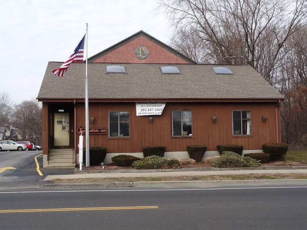 Laurel Athletic Club   restaurant   13 North Ave, Norwalk, CT 06851, USA   2038475429 OR +1 203-847-5429