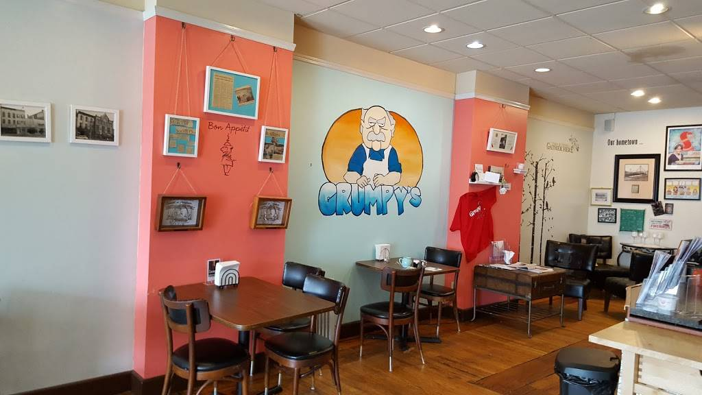 Grumpys Sandwiches | meal takeaway | 137 E High St, Pottstown, PA 19464, USA | 6103231232 OR +1 610-323-1232