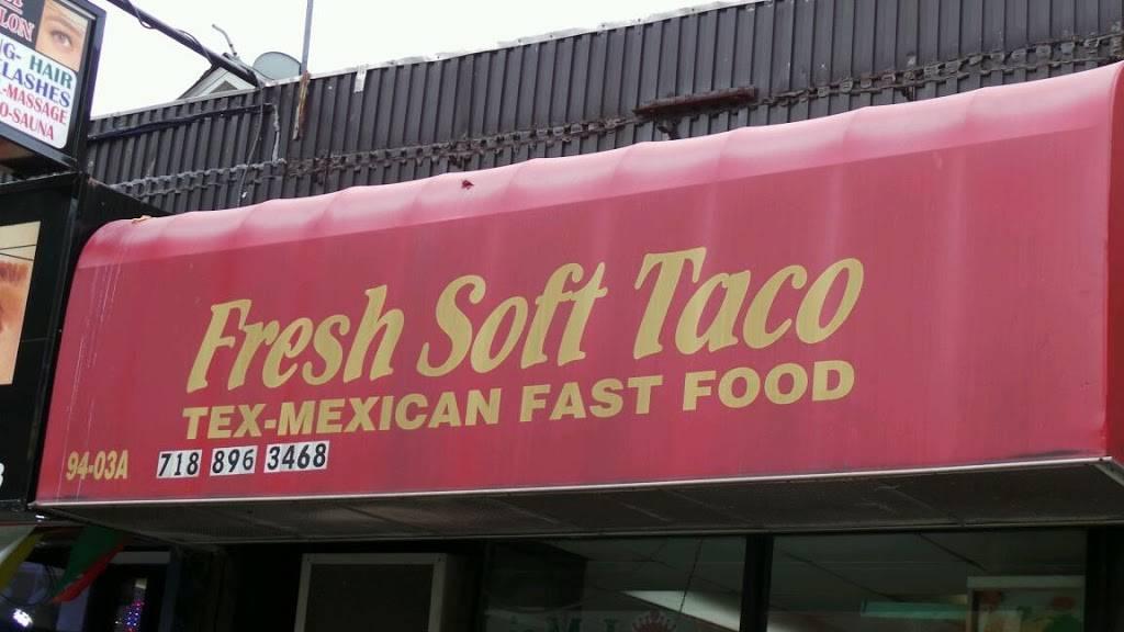 Taco Place | restaurant | 94-03 63rd Dr, Rego Park, NY 11374, USA | 7188963457 OR +1 718-896-3457