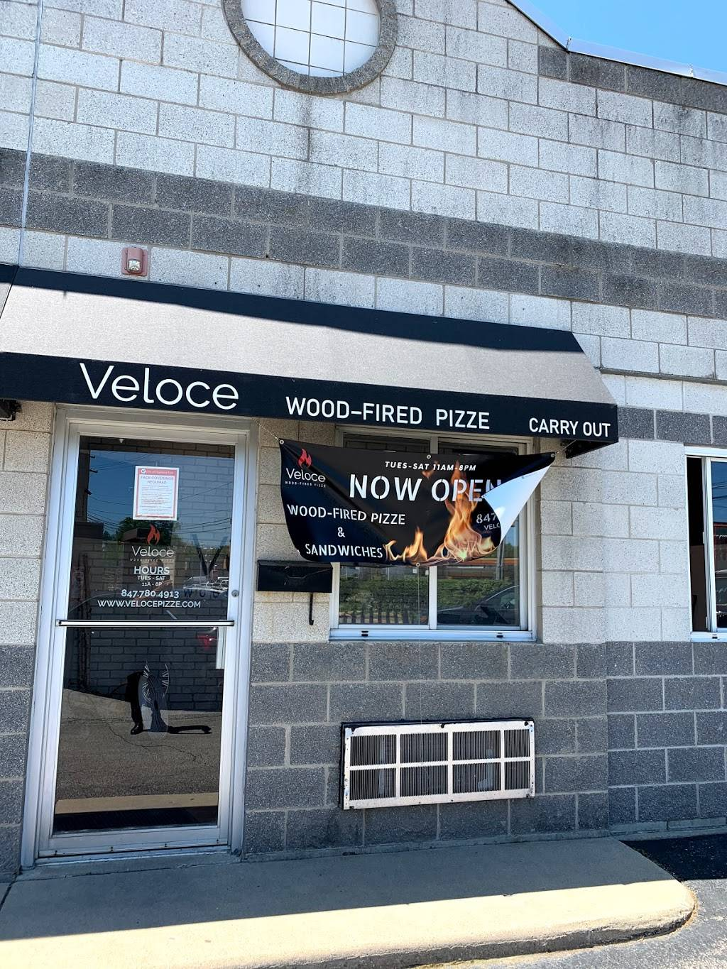 Veloce Wood-Fired Pizze   meal delivery   1450 Park Ave W Suite E, Highland Park, IL 60035, USA   8477804913 OR +1 847-780-4913