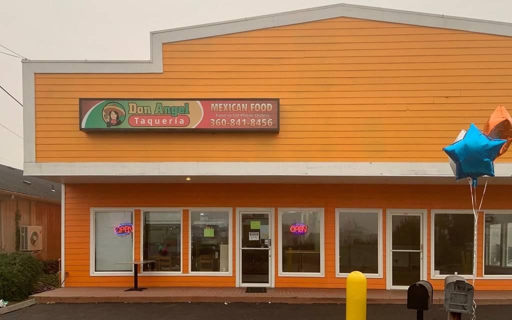 Don Angel Taqueria | restaurant | 265 Millard St, Woodland, WA 98674, USA | 3608418456 OR +1 360-841-8456