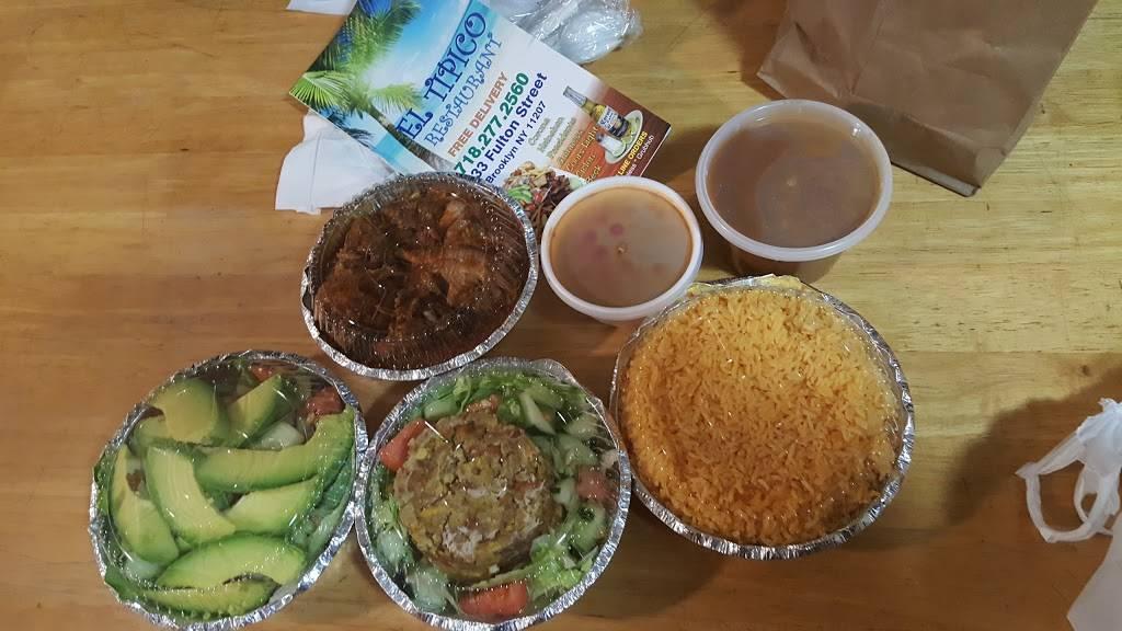 El Tipico   restaurant   2933 Fulton St, Brooklyn, NY 11207, USA   7182772560 OR +1 718-277-2560
