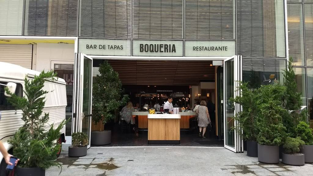 Boqueria | restaurant | 260 W 40th St, New York, NY 10018, USA | 2122556047 OR +1 212-255-6047