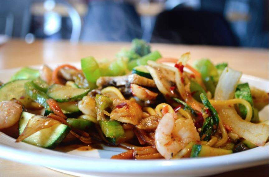 BIG BANG MONGOLIAN GRILL | restaurant | 2013 N Green River Rd, Evansville, IN 47715, USA | 8126021400 OR +1 812-602-1400