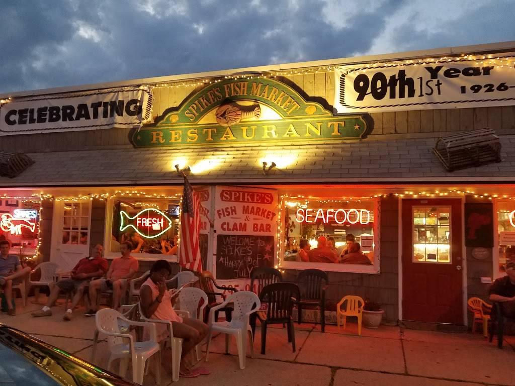 Spikes Fish Market & Restaurant   restaurant   415 Broadway, Point Pleasant Beach, NJ 08742, USA   7322959400 OR +1 732-295-9400