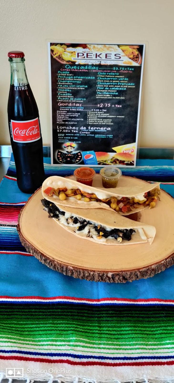 Quesadilla Pekes | restaurant | 1124 E Villa Maria Rd, Bryan, TX 77802, USA | 9794851233 OR +1 979-485-1233