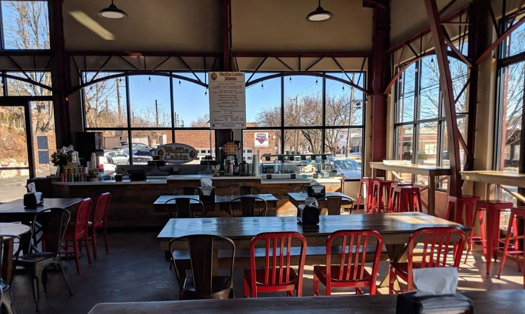 Waffle Cabin   restaurant   75 Pine St, New Canaan, CT 06840, USA   2035941677 OR +1 203-594-1677