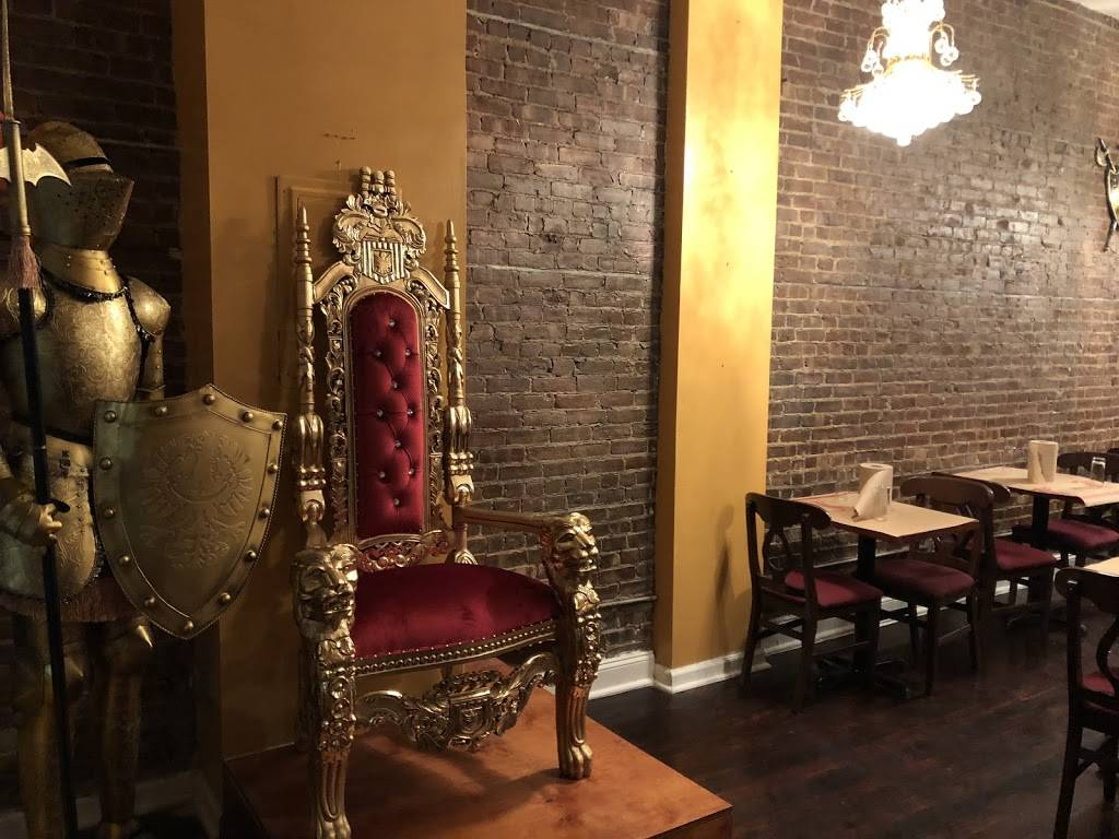 King of the Sea | restaurant | 1102 Bedford Ave, Brooklyn, NY 11216, USA | 7187838000 OR +1 718-783-8000