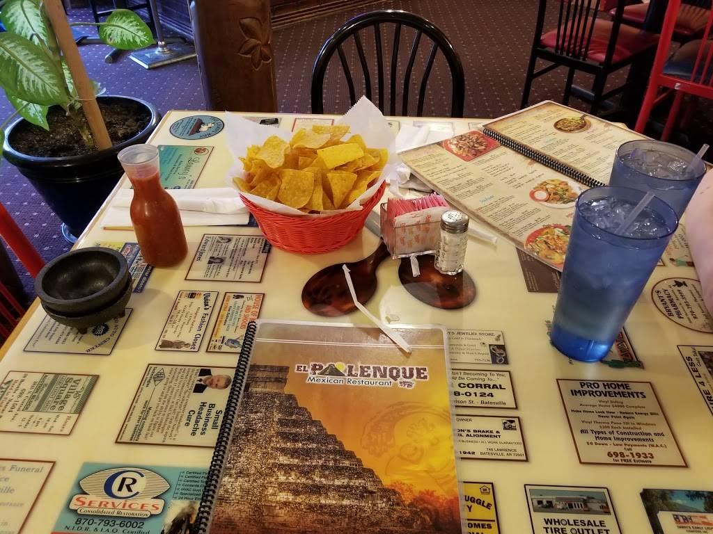 El Palenque Mexican Restaurant | restaurant | 2518 Harrison St, Batesville, AR 72501, USA | 8707938331 OR +1 870-793-8331