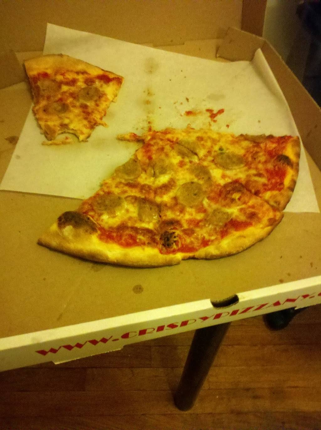 Crispy Pizza | meal delivery | 782 Richmond Terrace, Staten Island, NY 10301, USA | 7184206050 OR +1 718-420-6050
