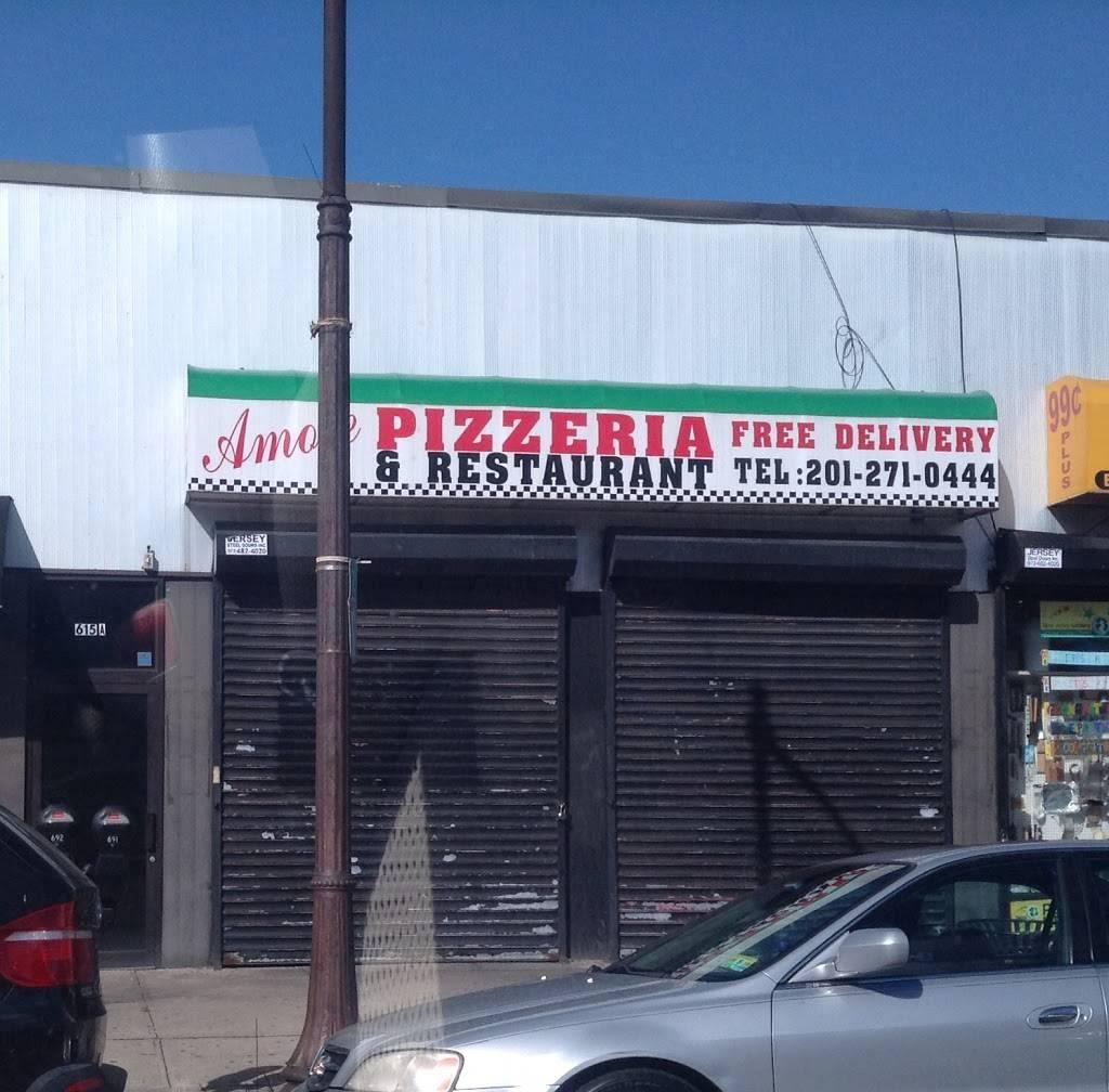 Amore Pizzeria & Restaurant | restaurant | 617 John F. Kennedy Blvd, Union City, NJ 07087, USA | 2012710444 OR +1 201-271-0444