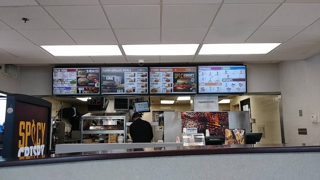 Burger King | restaurant | 755 Page Blvd, Springfield, MA 01104, USA | 4137332789 OR +1 413-733-2789