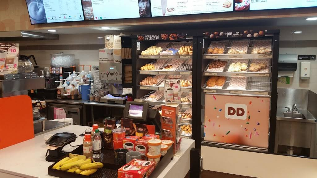 Dunkin Donuts | cafe | 700 Plaza Dr, Secaucus, NJ 07094, USA | 2016179200 OR +1 201-617-9200