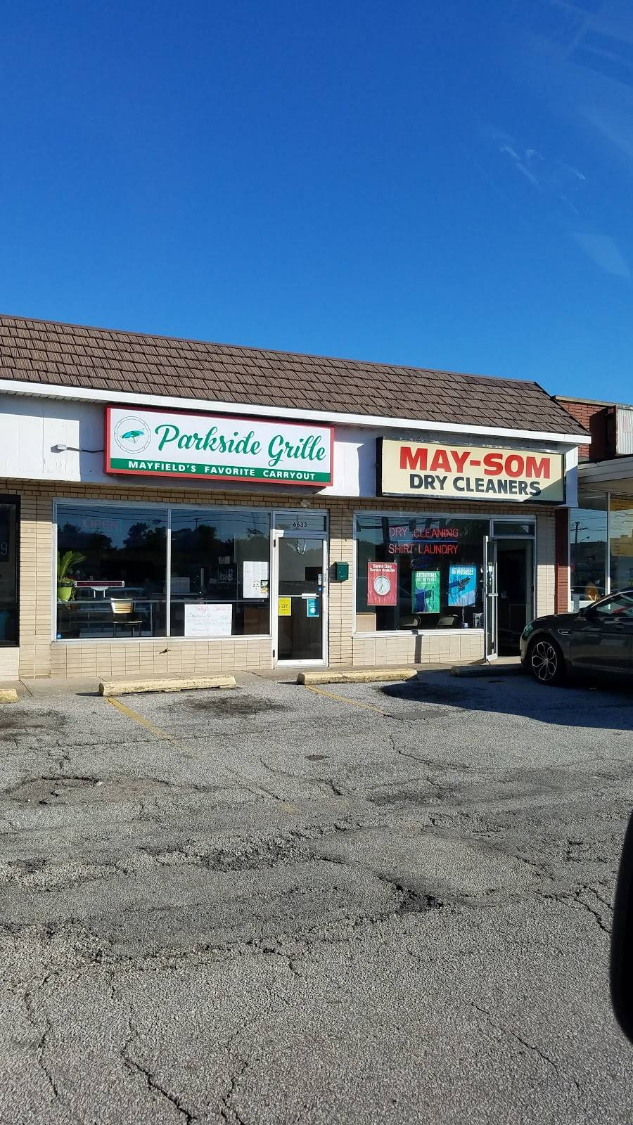 Parkside Grille | restaurant | 6633 Mayfield Rd, Mayfield Heights, OH 44124, USA | 4407714015 OR +1 440-771-4015