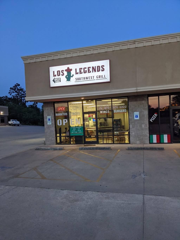 Los Legends Southwest Grill | restaurant | 1015 Linwood Dr, Paragould, AR 72450, USA | 8704766022 OR +1 870-476-6022