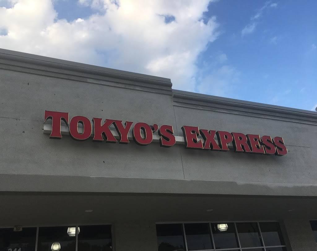 Tokyo's Express | restaurant | 341 Northeast Blvd, Clinton, NC 28328, USA