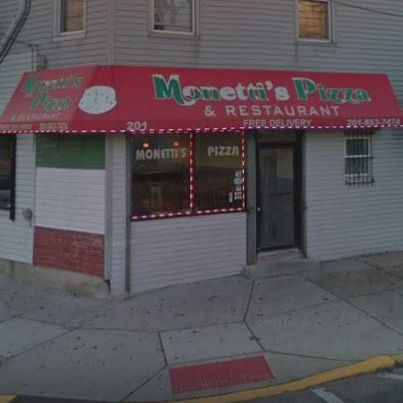 Monettis Pizza | meal delivery | 201 Hackensack Ave, Weehawken, NJ 07086, USA | 2018637474 OR +1 201-863-7474
