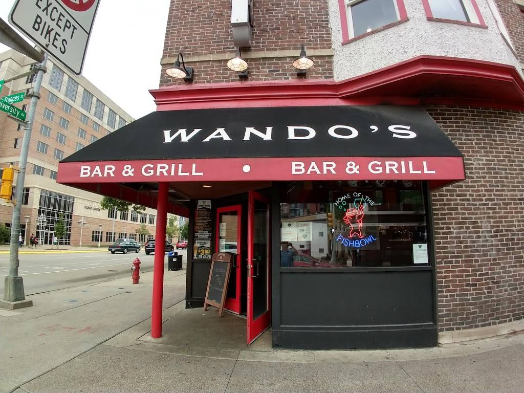 Wandos | restaurant | 602 University Ave, Madison, WI 53715, USA | 6082565204 OR +1 608-256-5204