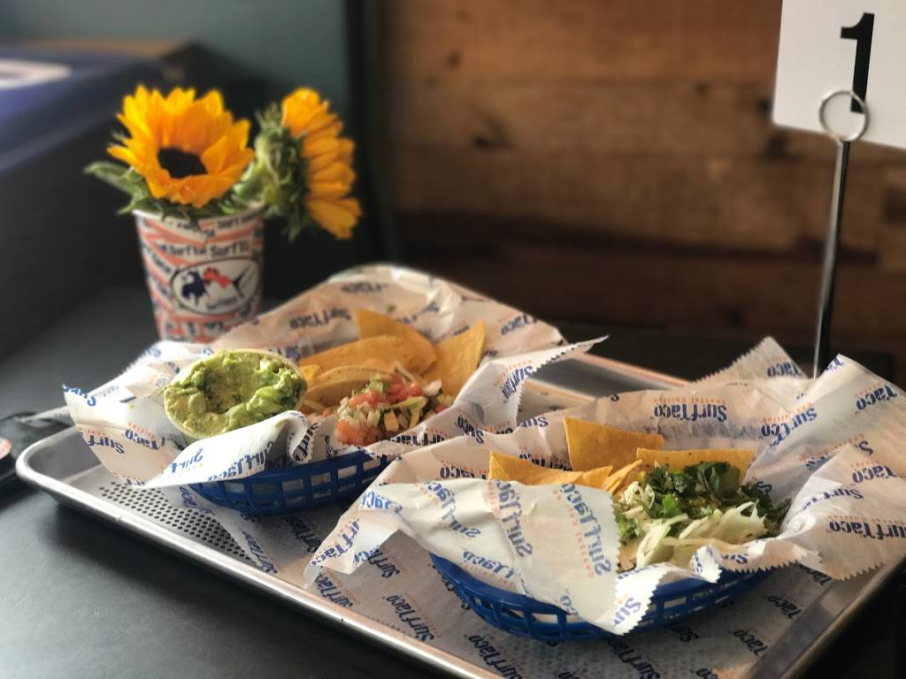 Surf Taco- Hoboken | restaurant | 62 Newark St, Hoboken, NJ 07030, USA | 2016838156 OR +1 201-683-8156