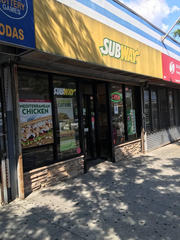 Subway Restaurants | restaurant | 837 E 149th St, Bronx, NY 10455, USA | 3478207434 OR +1 347-820-7434
