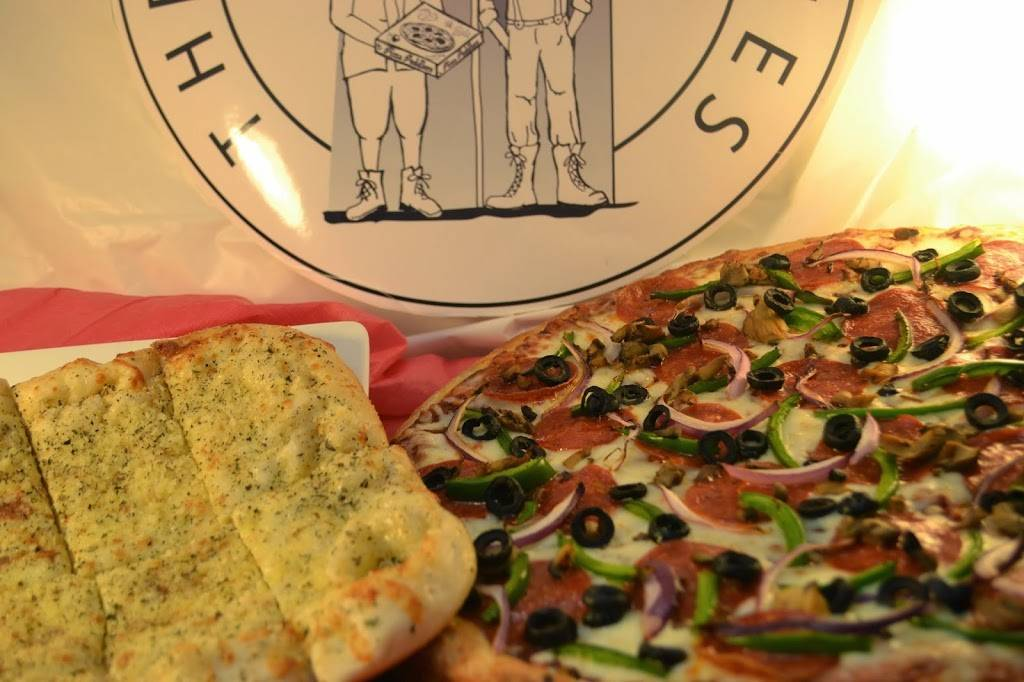 Pizza Peddlers | meal takeaway | 3528 N Lapeer Rd, Lapeer, MI 48446, USA | 8102455515 OR +1 810-245-5515