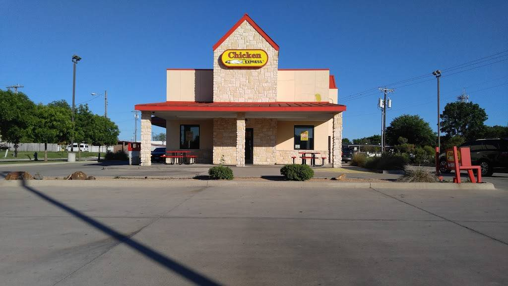 Chicken Express | restaurant | 1014 W Moore Ave, Terrell, TX 75160, USA | 9725512449 OR +1 972-551-2449