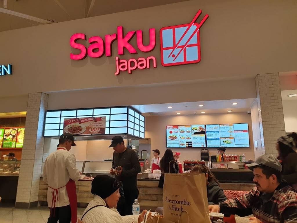 Sarku Japan   restaurant   614 Great Mall Drive Great Mall, Milpitas, CA 95035, USA   6692845725 OR +1 669-284-5725