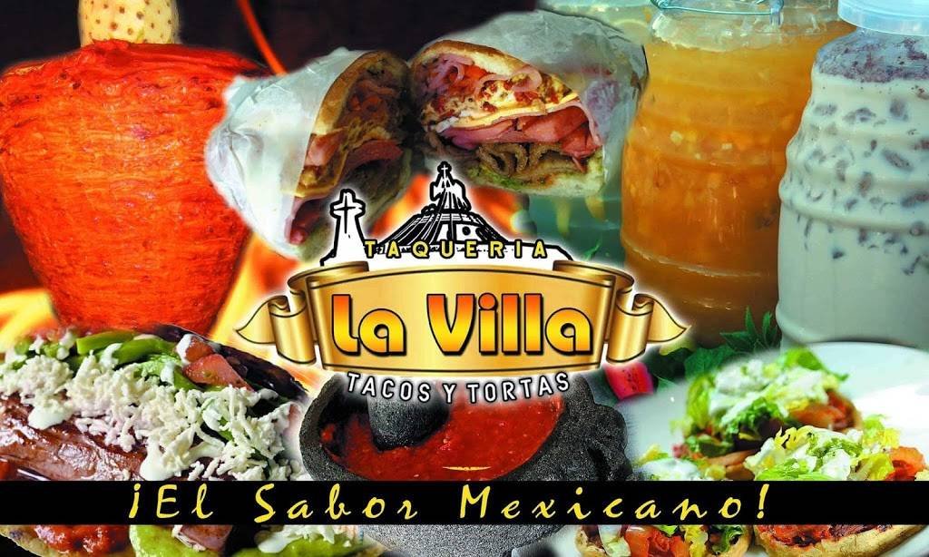 La villa taqueria | restaurant | 201 E 1st St, Mt Pleasant, TX 75455, USA | 4302222003 OR +1 430-222-2003
