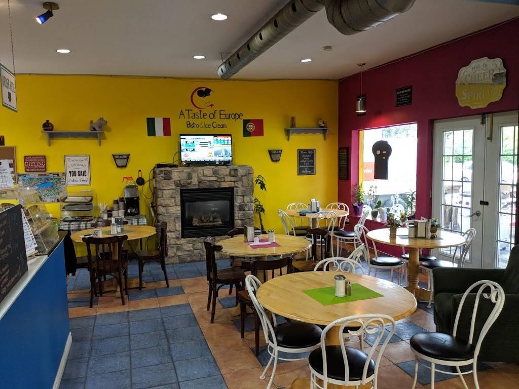A Taste of Europe | restaurant | 1335 Killarney Beach Rd, Lefroy, ON L0L 1W0, Canada | 7054562222 OR +1 705-456-2222