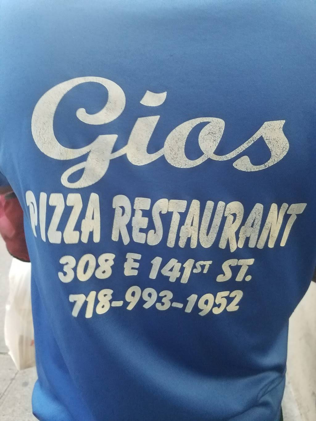 Gios | meal delivery | 308 E 141st St, Bronx, NY 10454, USA | 7189931952 OR +1 718-993-1952