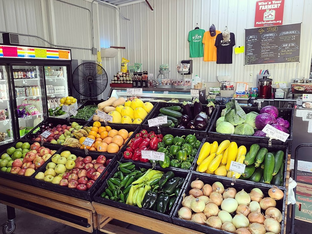 The Stand @ Peirces Produce, Inc   restaurant   105 Mt Horeb Rd, Jefferson City, TN 37760, USA   8655855742 OR +1 865-585-5742