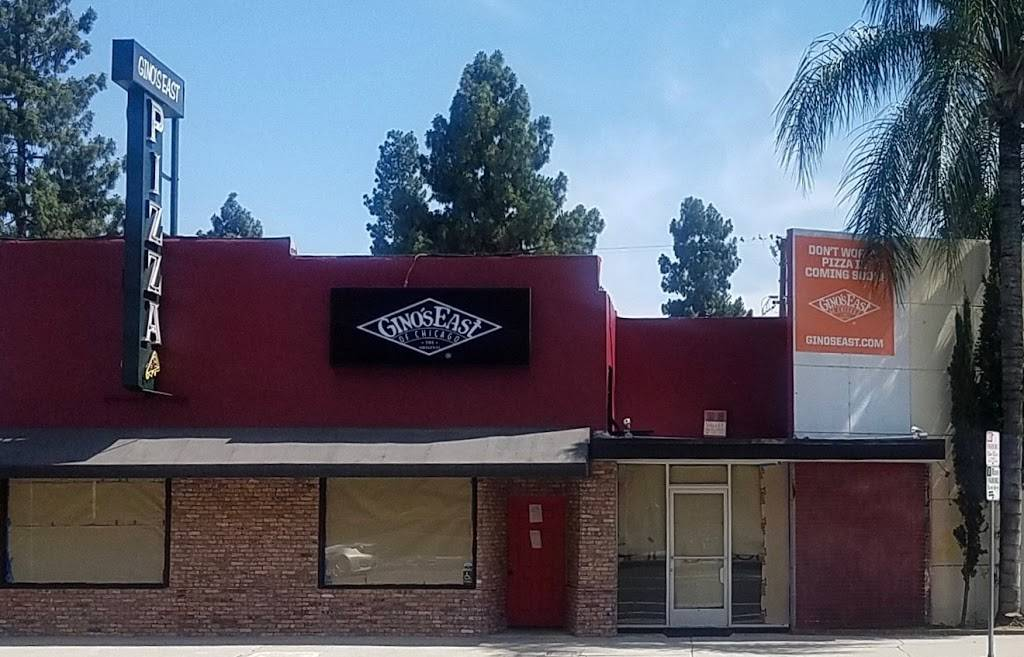 Ginos East | restaurant | 12924 Riverside Dr, Sherman Oaks, CA 91423, USA | 8187885050 OR +1 818-788-5050