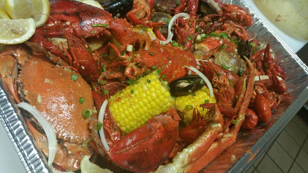 King Craw | restaurant | 840 Nautica Dr, Jacksonville, FL 32218, USA | 9049001238 OR +1 904-900-1238