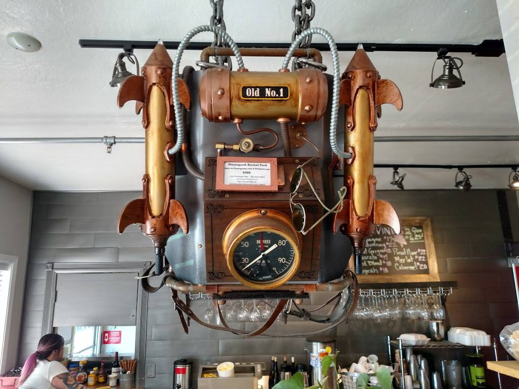 Steampunk Café & Grill | restaurant | 20324 W Valley Blvd, Tehachapi, CA 93561, USA | 6618234469 OR +1 661-823-4469