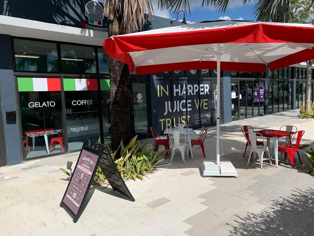 Gelato-go by Dolci di Sicilia Miami Shores | bakery | 8224 NE 2nd Ave, Miami, FL 33138, USA | 3053203211 OR +1 305-320-3211
