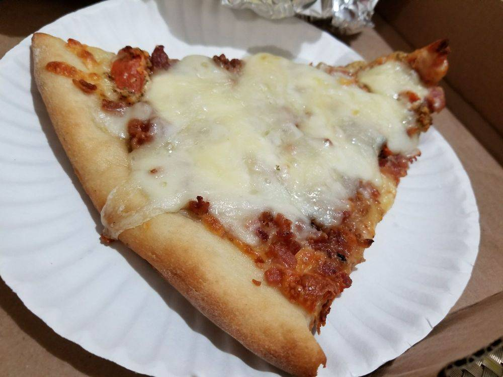 New Pizza On The Block | restaurant | 6415 Park Ave, West New York, NJ 07093, USA | 2018610600 OR +1 201-861-0600
