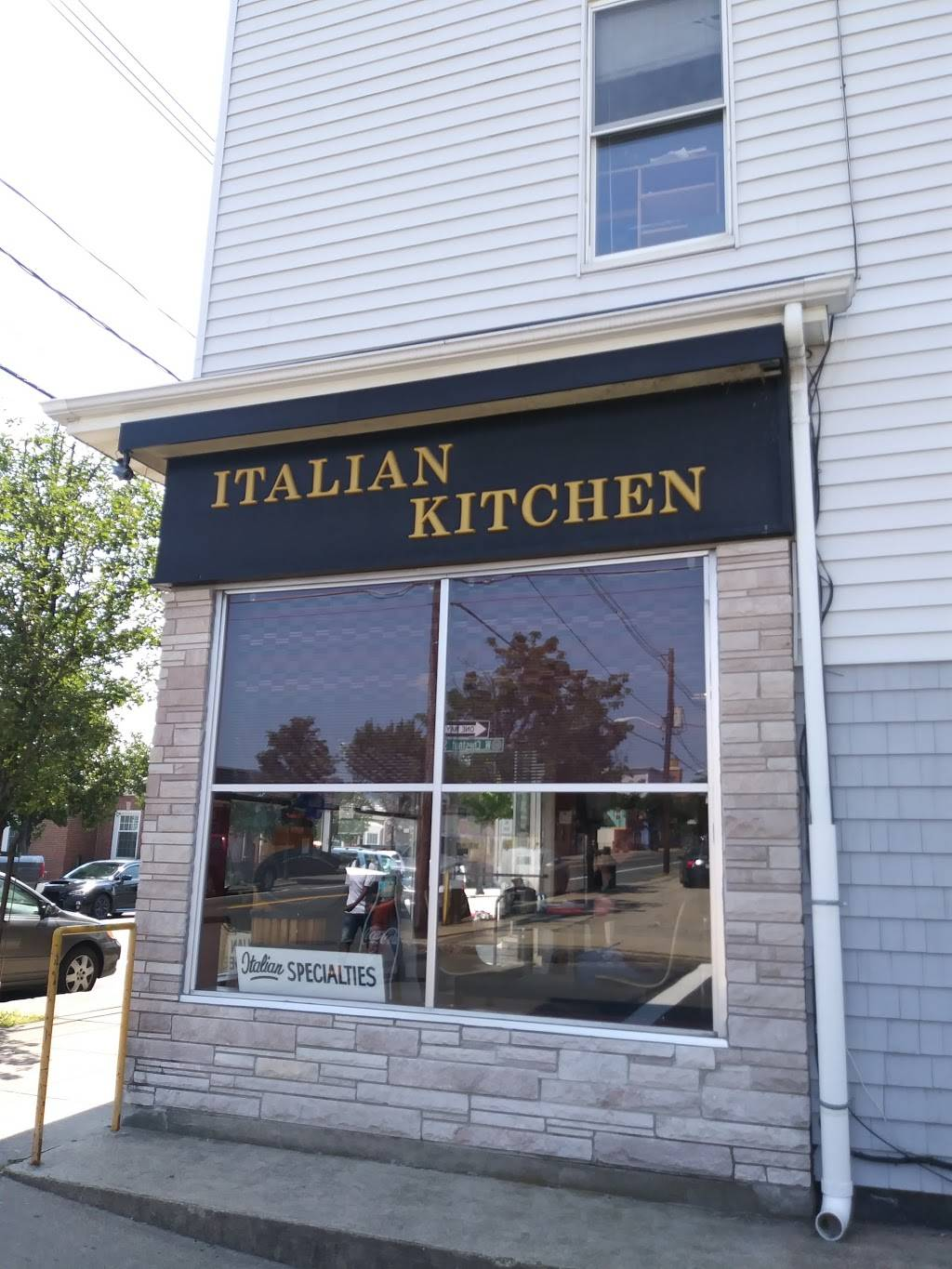 Italian Kitchen Of Brockton Meal Delivery 1071 Main St