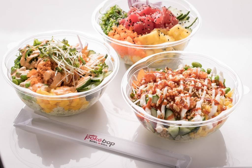 Poke Bop | restaurant | 4707 N Academy Blvd, Colorado Springs, CO 80918, USA | 7194342163 OR +1 719-434-2163