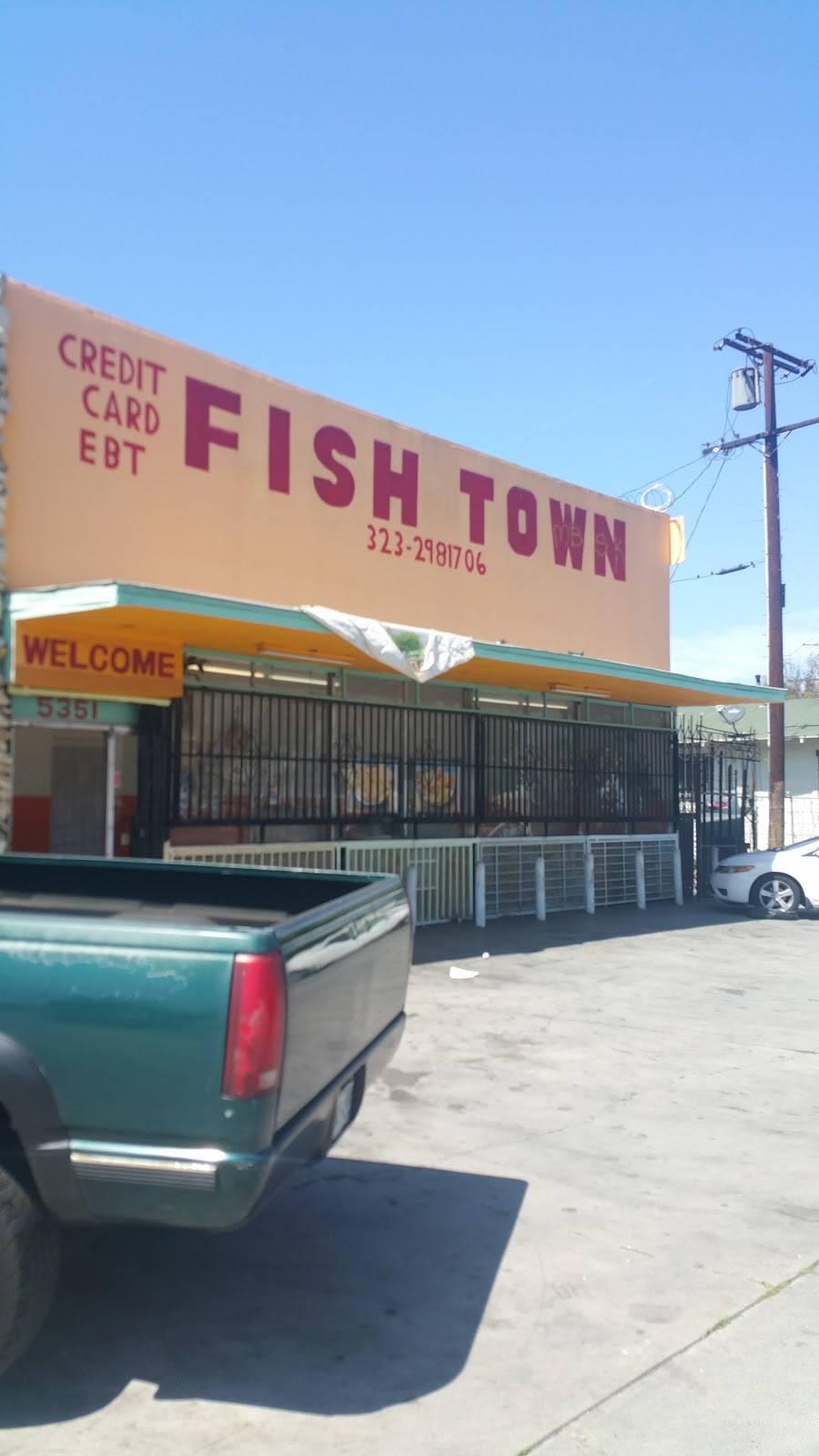 Fish Town   restaurant   5351 Arlington Ave, Los Angeles, CA 90043, USA   3232981706 OR +1 323-298-1706