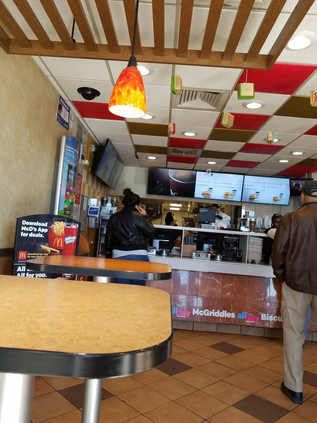 McDonalds | cafe | 204-11 Hillside Avenue, Hollis, NY 11423, USA | 7182177405 OR +1 718-217-7405