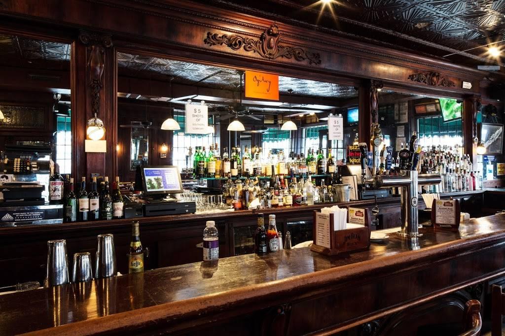 The Landmark Tavern | restaurant | 626 11th Ave, New York, NY 10036, USA | 2122472562 OR +1 212-247-2562