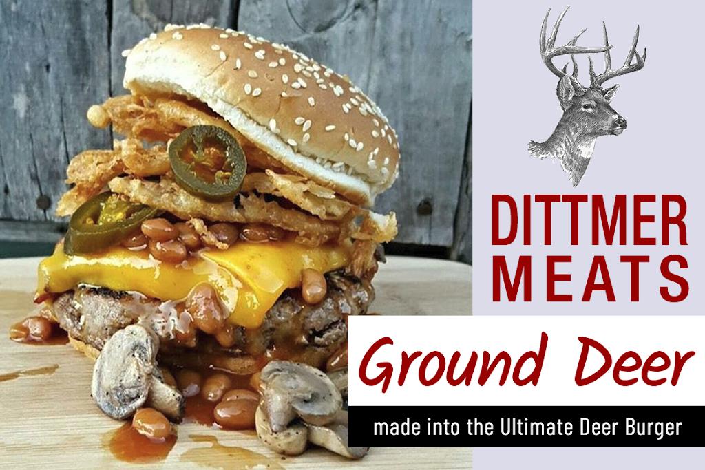 Dittmer Meat Packing Inc (Deer Processing) | restaurant | 9145 Ridge Rd, Dittmer, MO 63023, USA | 6362859090 OR +1 636-285-9090